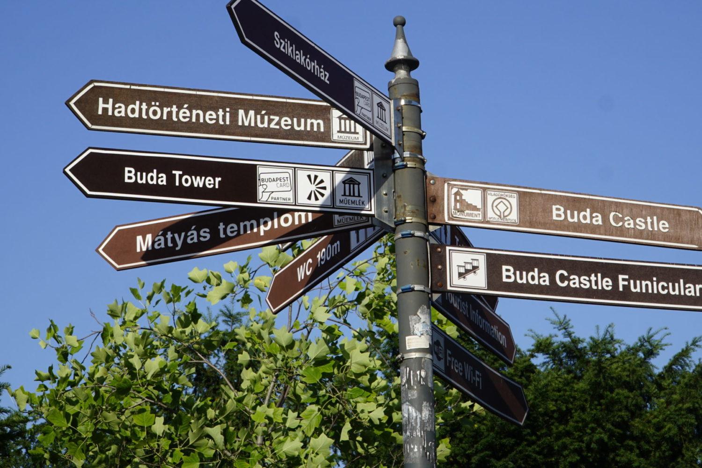 visite guidée budapest