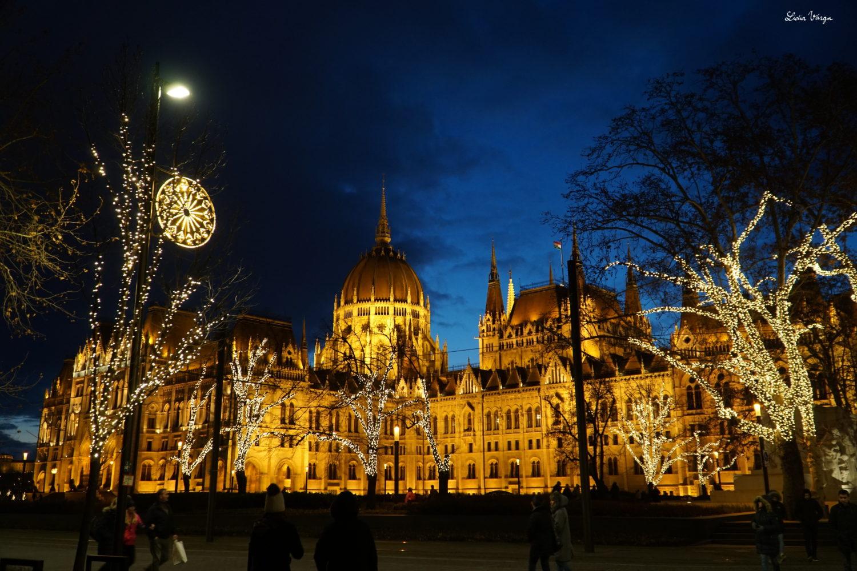 Parlement nuit