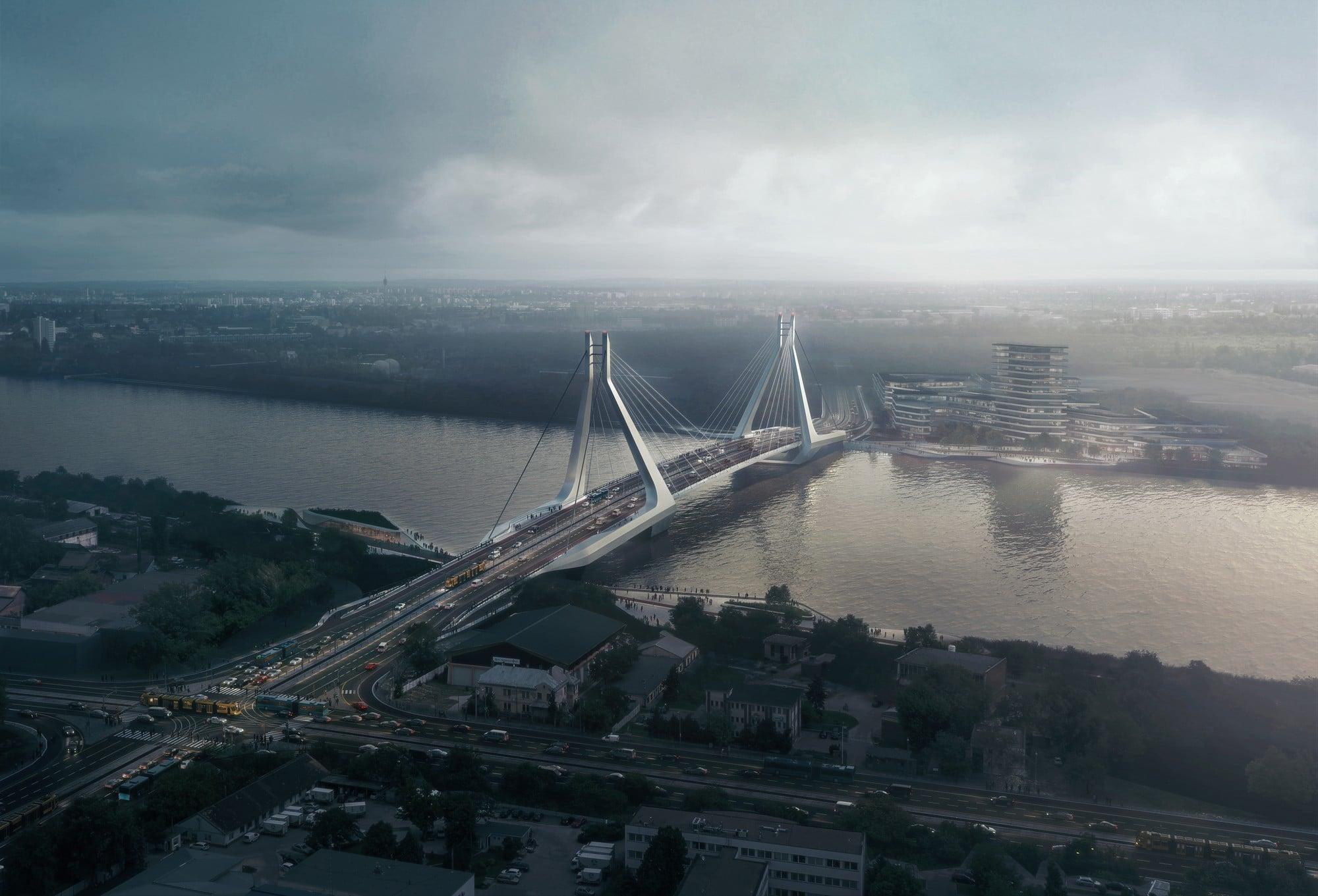 Új Duna-híd face