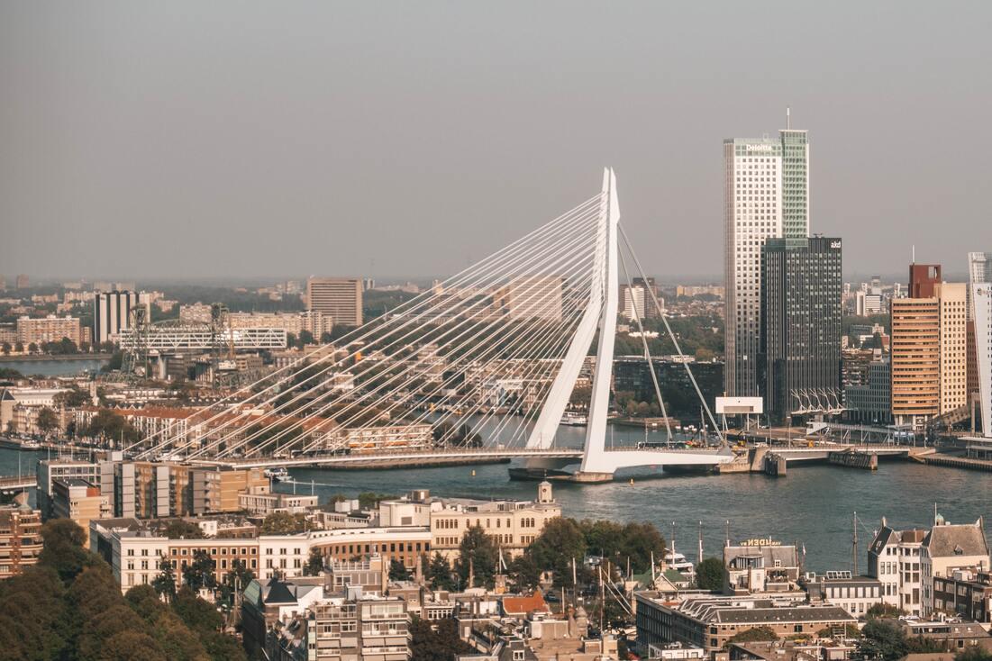 Pont Erasmus de Rotterdam
