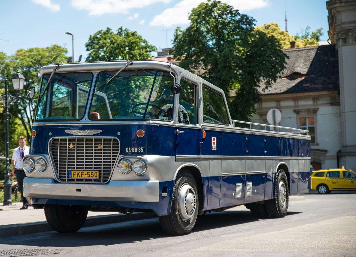 Bus heritage